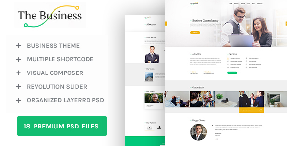 Review: The Business - WP Business & Corporate Theme free download Review: The Business - WP Business & Corporate Theme nulled Review: The Business - WP Business & Corporate Theme