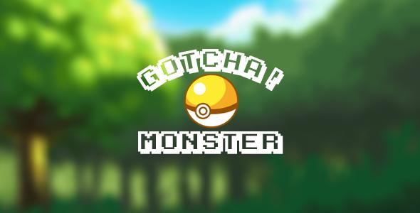 Gotcha! Monster Download