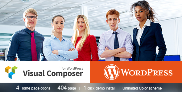 Architecture Interior Designer WordPress Theme - Striking