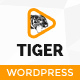 TIGER – Social Network Theme for Companies & Professionals - ThemeForest Item for Sale