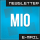 Mio - Corporate Email Template - ThemeForest Item for Sale
