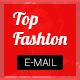 TopFashion-Multipurpose Email Template + Stampready builder - ThemeForest Item for Sale