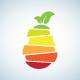 Juicyfruit Logo - GraphicRiver Item for Sale