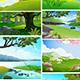 Forest Landscape Collection - GraphicRiver Item for Sale