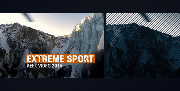 Extreme Sport Production Video