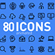 80 Animated Icons - VideoHive Item for Sale