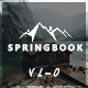 Springbook - Responsive WordPress Blog Travel Photography Theme - ThemeForest Item for Sale