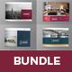 Mega Catalogs Brochures Bundle - GraphicRiver Item for Sale