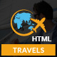 Global - Tours & Travels HTML Template - ThemeForest Item for Sale
