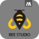 Bee Studio Logo - GraphicRiver Item for Sale