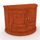 Secapo Cupboard - 3DOcean Item for Sale