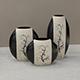 Oriental floor vases - 3DOcean Item for Sale
