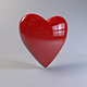 Valentine's Day Love Heart - 3DOcean Item for Sale