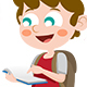 School Boys - GraphicRiver Item for Sale