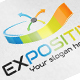 Expositive Expo Logo - GraphicRiver Item for Sale