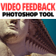 Video Feedback Photo Effect Photoshop Tool - GraphicRiver Item for Sale