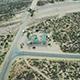 Aerial Desert Crossroads - VideoHive Item for Sale