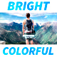 Colorful Parallax Slideshow - VideoHive Item for Sale