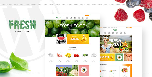 Review: Fresh - Food and Restaurant WooCommerce WordPress Theme free download Review: Fresh - Food and Restaurant WooCommerce WordPress Theme nulled Review: Fresh - Food and Restaurant WooCommerce WordPress Theme