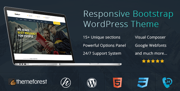 Review: The Company- Corporate Business WordPress Theme free download Review: The Company- Corporate Business WordPress Theme nulled Review: The Company- Corporate Business WordPress Theme