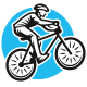 Cycling Logo - GraphicRiver Item for Sale