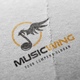 Music Wing Logo - GraphicRiver Item for Sale