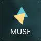 Unique - Corporate Multipurpose Muse Templates - ThemeForest Item for Sale
