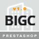 BigC - Elegant eCommerce Multipurpose PrestaShop Theme - ThemeForest Item for Sale