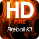 Fireball Flyby and Destruction - AudioJungle Item for Sale