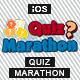 Quiz Marathon Trivia With CMS & Ads - iOS [ 2020 Edition ] - CodeCanyon Item for Sale