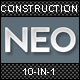 NEOTERIC—The Ultimate Under Construction Page! - ThemeForest Item for Sale