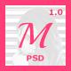 Medeline Multipurpose Blog PSD - ThemeForest Item for Sale