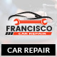 Francisco : Car Repair PSD Template - ThemeForest Item for Sale