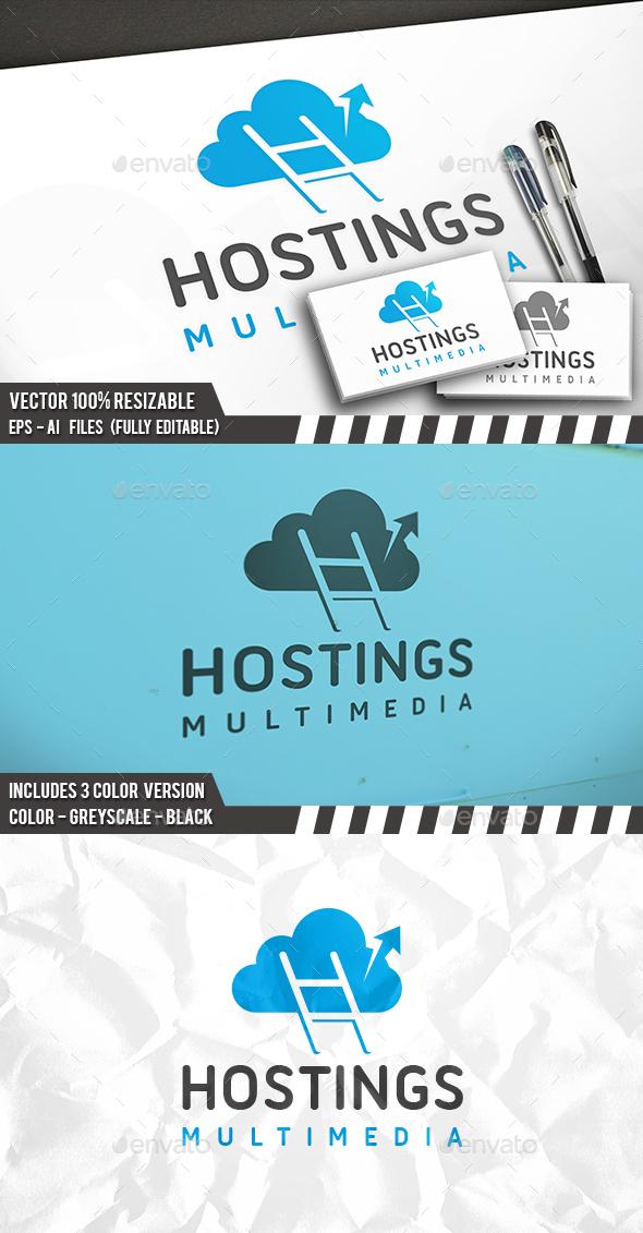 Cloud Host Logo