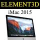 Element3D - iMac 2015 (Retina 5K 27-inch) - 3DOcean Item for Sale
