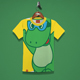 Happy Dino Kids T-Shirt - GraphicRiver Item for Sale