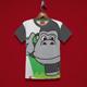 Gorilla Kids T-Shirt Design - GraphicRiver Item for Sale