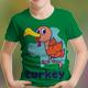 Turkey Kids T-Shirt Design - GraphicRiver Item for Sale