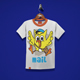 Postman Owl Kids T-Shirt - GraphicRiver Item for Sale