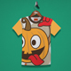 Pumpkins Kids T-Shirt Design - GraphicRiver Item for Sale