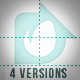 Four Simple Logo Reveals - VideoHive Item for Sale