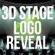 3D Stage Logo Reveal  - VideoHive Item for Sale