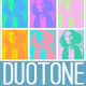 Duotone Color Photoshop Action Poster Creator - GraphicRiver Item for Sale