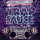 TRAP SAUCE Flyers Template - GraphicRiver Item for Sale