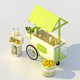 LEMONADE CART - 3DOcean Item for Sale