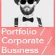 Alisa - Responsive Corporate, Business, Creative , Portfolio & Blog Template - ThemeForest Item for Sale