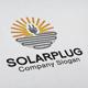 Solar Plug Logo - GraphicRiver Item for Sale