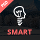 Smart - Personal Profile PSD Template  - ThemeForest Item for Sale