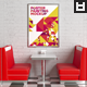 Poster Painting Interior Mock-ups Vol. 3 - GraphicRiver Item for Sale