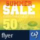 Summer Sale Store & Shop Commerce Advert Flyers - GraphicRiver Item for Sale